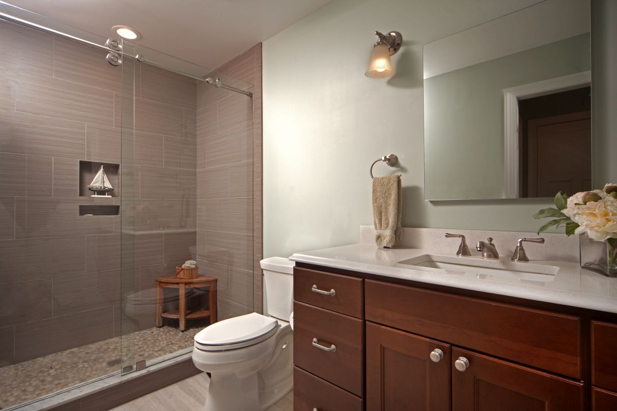 Wall To Wall Construction | Bathrooms